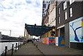 TM1644 : Waterfront, Ipswich Dock by N Chadwick