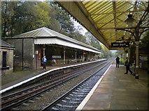 SD9926 : Hebden Bridge railway station by Richard Vince
