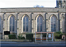 SO9596 : Bilston - St Mary's CofE Church on Oxford Street - from SW by Dave Bevis