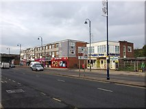 TQ7369 : High Street, Strood by Chris Whippet