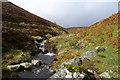 NY3233 : The Cumbria Way following Grainsgill Beck by Tim Heaton
