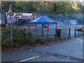 SU8969 : Longhill skateboard park, bracknell by Alan Hunt