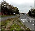 ST9064 : Beanacre Road, Melksham by Jaggery