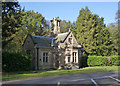 SK6464 : West Lodge, Rufford Abbey by Alan Murray-Rust
