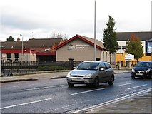 J3574 : Elim Pentecostal Church, Newtownards Road by Eric Jones