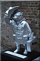 TQ2681 : Paddington Bear, Rembrandt Gardens by Oast House Archive