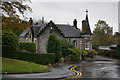 NS8793 : Cottage on Stirling Road, Alloa by Ian S