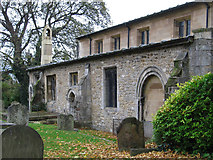 SK6592 : Bawtry - north side of St Nicholas Church - from W by Dave Bevis