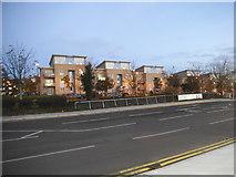 TQ1986 : Flats on the Chalkhill Estate, Wembley Park by David Howard