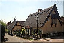 TL7835 : 2 Castle Lane, Castle Hedingham by Jo Turner