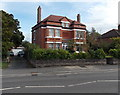 SJ5129 : Edwardian detached house in New Street, Wem by Jaggery