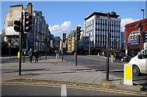 TQ3179 : Westminster Bridge Road by Philip Halling