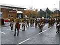 H4572 : Royal Inniskilling Fusiliers Band, Omagh by Kenneth  Allen