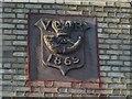 SJ5182 : Cheshire Rifle Volunteers Emblem by John M