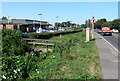 TF2623 : A151 Holbeach Road on the edge of Spalding by Mat Fascione