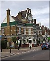 """TQ3674 : """"Brockley Jack"""" public house and studio theatre (built 1898) by Julian Osley"""