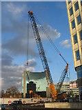 SP3378 : Friargate development by E Gammie