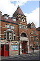 SP5106 : Old Fire Station (formerly Corn Exchange), George Street by Roger Templeman