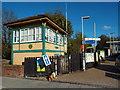 TQ4720 : Former signal box, Uckfield by Malc McDonald