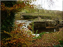 SE0063 : Tin Bridge, Linton by Carroll Pierce