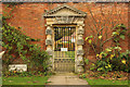 TA0211 : Walled Garden Gate by Richard Croft