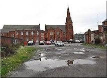 J3574 : The Megain Memorial Church of the Nazarene, Newtownards Road by Eric Jones