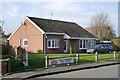 SK7692 : Walkeringham Post Office by Alan Murray-Rust