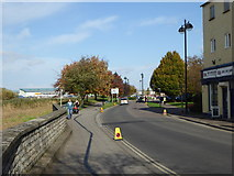 ST3037 : East Quay Bridgwater by Rod Allday