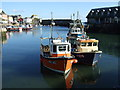 SX0144 : Mevagissey Harbour by JThomas