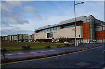 NT2677 : Ocean Terminal Shopping Centre on Ocean Drive by Ian S