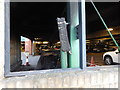 TM1543 : Ipswich railway station car park by Hamish Griffin