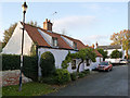 SK6991 : Wisteria Cottage, Everton by Alan Murray-Rust