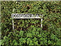 TM1981 : Common Road sign by Adrian Cable