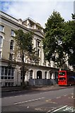 TQ3279 : Fine building in Borough Road by Given Up