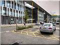 SJ8596 : Manchester Royal Eye Hospital by David Dixon