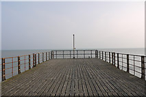 SZ9398 : Bognor Regis Pier Looking South-Southeast by Trevor Durritt