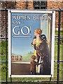 SJ7387 : Women of Britain Say Go! by David Dixon