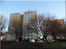 TL0807 : Flats on Woolmer Drive, Leverstock Green by David Howard