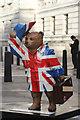 TQ2979 : Paddington Bear, Horse Guards Parade by Oast House Archive
