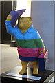 """TQ3080 : """"Rainbow"""" Paddington Bear, Royal Opera House by Oast House Archive"""