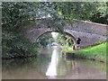 SJ4333 : Bridge 52 Llangollen Canal by Richard Rogerson