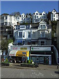 SX2553 : Guest houses and shops, East Looe by JThomas