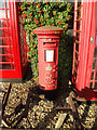 TM1682 : Private Edward VII Postbox by Adrian Cable