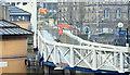 J3474 : The Lagan weir footbridge, Belfast - November 2014(2) by Albert Bridge