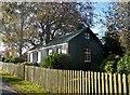 SP5640 : Halse Mission Church by Bikeboy