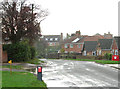 TG1900 : Long Lane, Mulbarton by Evelyn Simak