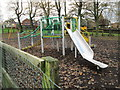 SE2819 : Play Area - Green Park - The Green by Betty Longbottom