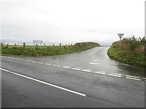 NY0629 : Road junction east of Bridgefoot by Graham Robson