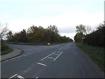 TM1579 : Norwich Road, Scole by Adrian Cable