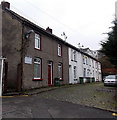ST0789 : Rickards Terrace, Graig, Pontypridd by Jaggery